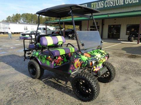 2016 Paint Ball Cart