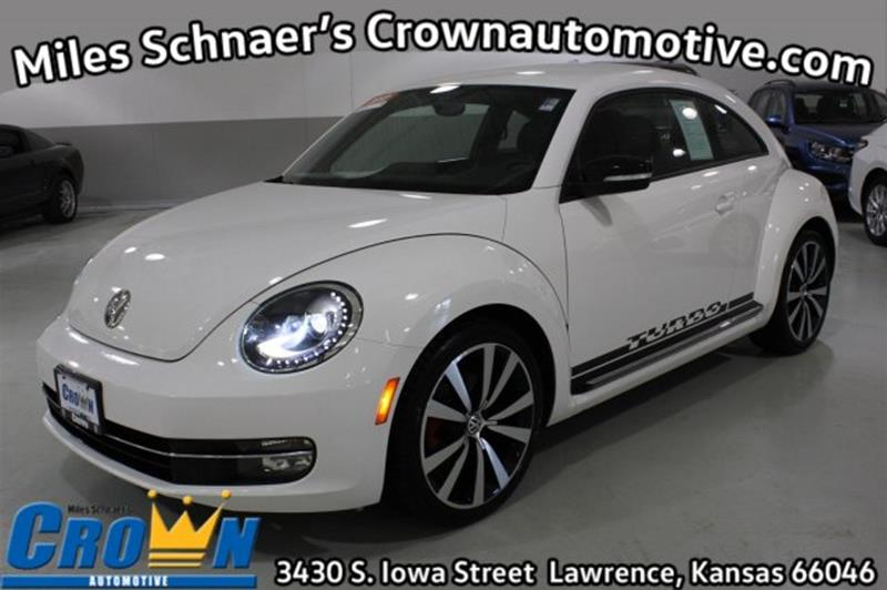 2012 volkswagen beetle for sale for Luxury motors bridgeview il
