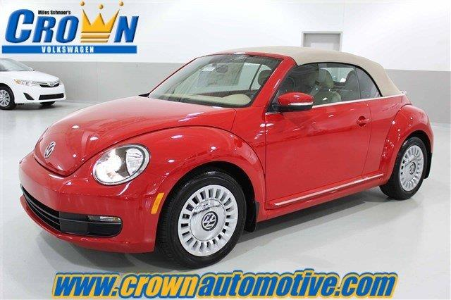 2014 Volkswagen Beetle for sale in Lawrence KS