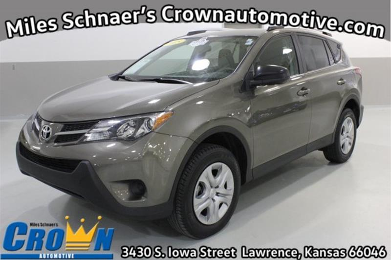 Crown Automotive Of Lawrence Kansas Used Cars Lawrence KS Dealer - Toyota dealers in kansas
