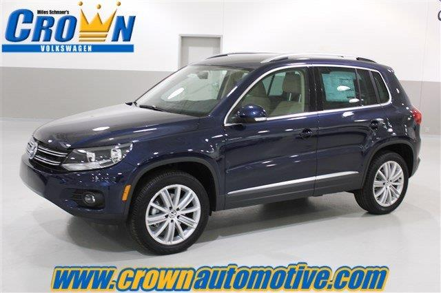 2014 Volkswagen Tiguan for sale in Lawrence KS