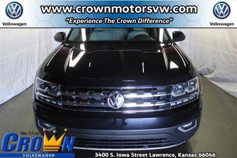 2018 Volkswagen Atlas for sale in Lawrence, KS