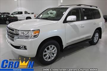 2017 Toyota Land Cruiser for sale in Lawrence, KS