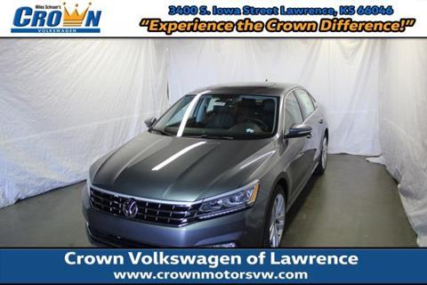 2018 Volkswagen Passat for sale in Lawrence, KS