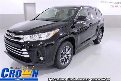 2018 Toyota Highlander for sale in Lawrence, KS