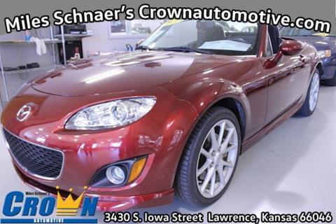 2010 Mazda MX-5 Miata for sale in Lawrence, KS