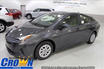 Toyota Prius For Sale Kansas Carsforsale Com