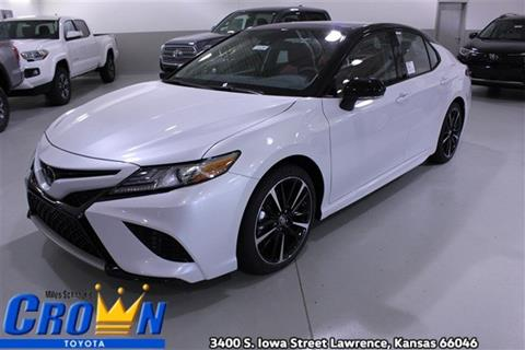 2018 Toyota Camry for sale in Lawrence, KS