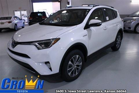 2018 Toyota RAV4 Hybrid for sale in Lawrence, KS