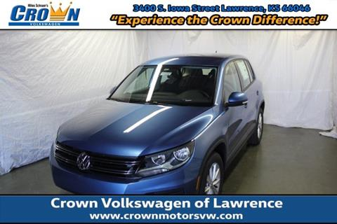2017 Volkswagen Tiguan Limited for sale in Lawrence, KS