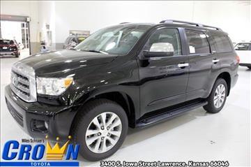 Toyota Sequoia For Sale Kansas