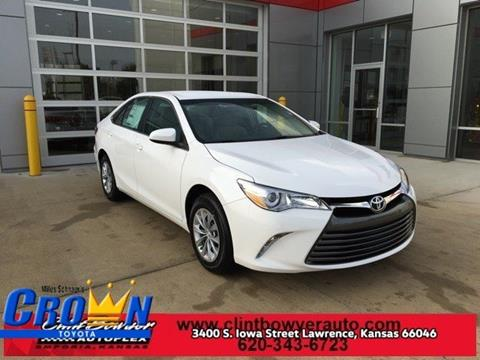2017 Toyota Camry for sale in Lawrence, KS