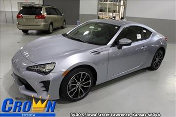 2017 Toyota 86 for sale in Lawrence, KS