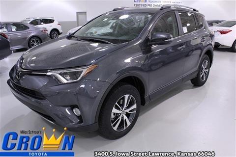 2018 Toyota RAV4 for sale in Lawrence, KS