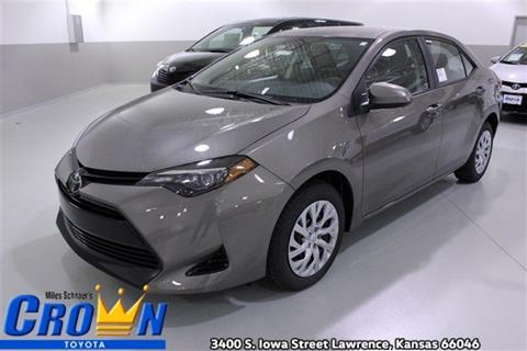 2018 Toyota Corolla for sale in Lawrence, KS