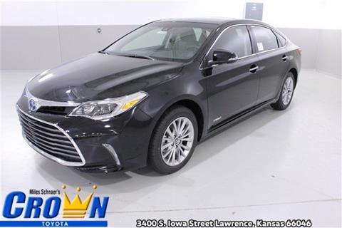 2018 Toyota Avalon Hybrid for sale in Lawrence, KS