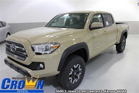 Crown Toyota Lawrence Ks >> Pickup Trucks For Sale in Lawrence, KS - Carsforsale.com