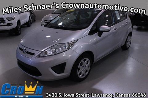2013 Ford Fiesta for sale in Lawrence, KS