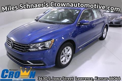 2017 Volkswagen Passat for sale in Lawrence, KS