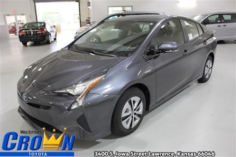 2017 Toyota Prius for sale in Lawrence, KS