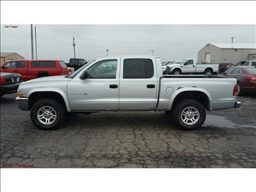 2002 Dodge Dakota for sale in Paulding, OH