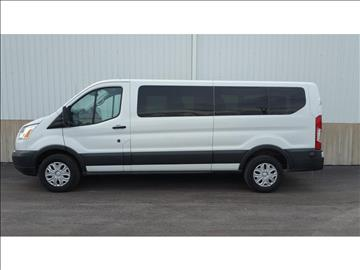 Used passenger van for sale ohio for Ganley mercedes benz akron oh