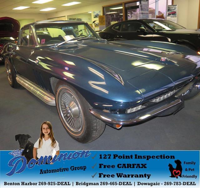 1966 Chevrolet Corvette For Sale in Michigan - Carsforsale.com