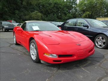 1998 Chevrolet Corvette for sale in Bridgman, MI