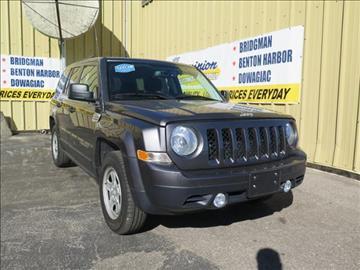 2016 Jeep Patriot for sale in Bridgman, MI