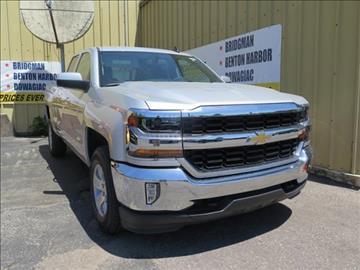 2017 Chevrolet Silverado 1500 for sale in Bridgman, MI