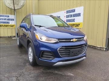 2017 Chevrolet Trax for sale in Bridgman, MI