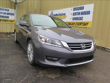 2014 Honda Accord for sale in Bridgman, MI