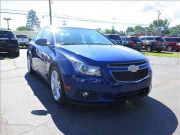 2012 Chevrolet Cruze for sale in Bridgman, MI