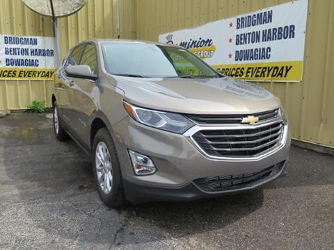 2018 Chevrolet Equinox for sale in Bridgman, MI