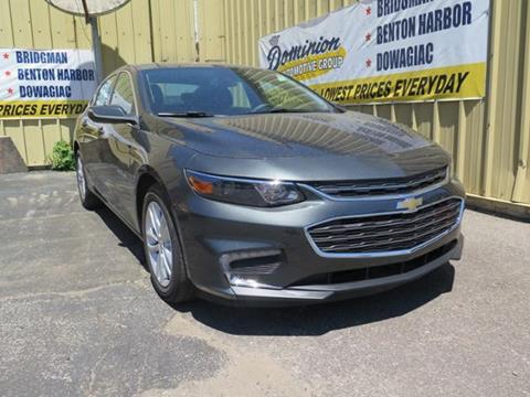 2017 Chevrolet Malibu for sale in Bridgman, MI