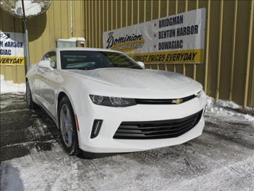 2017 Chevrolet Camaro for sale in Bridgman, MI