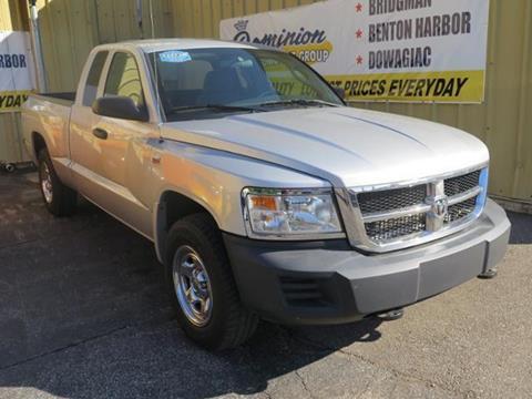 2009 Dodge Dakota for sale in Bridgman, MI