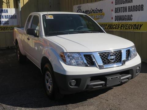 2014 Nissan Frontier for sale in Bridgman, MI