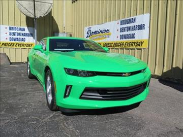 2017 Chevrolet Camaro for sale in Bridgman, MI
