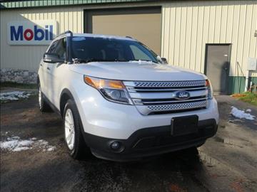 2014 Ford Explorer for sale in Bridgman, MI