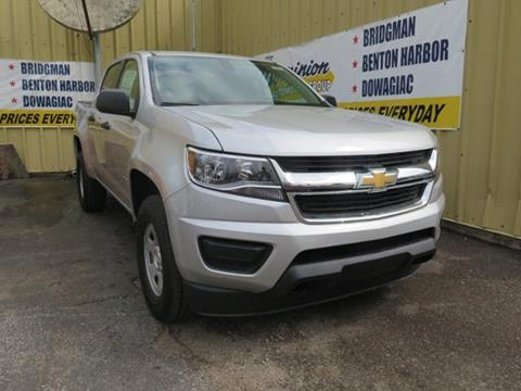 2017 Chevrolet Colorado for sale in Bridgman, MI