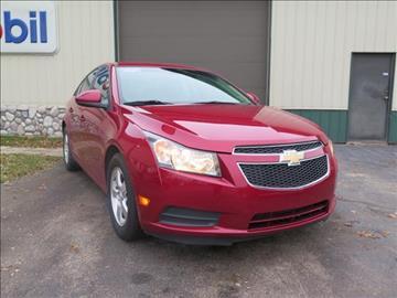 2011 Chevrolet Cruze for sale in Bridgman, MI