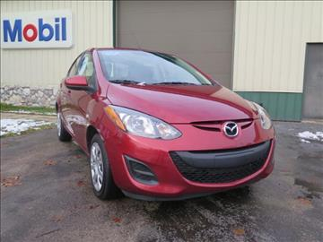 2014 Mazda MAZDA2 for sale in Bridgman, MI