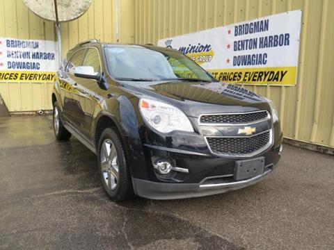 2015 Chevrolet Equinox for sale in Bridgman, MI