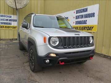 2016 Jeep Renegade for sale in Bridgman, MI