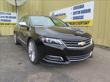 2015 Chevrolet Impala for sale in Bridgman, MI