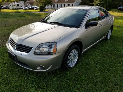 2008 Mitsubishi Galant for sale in Aberdeen, MD