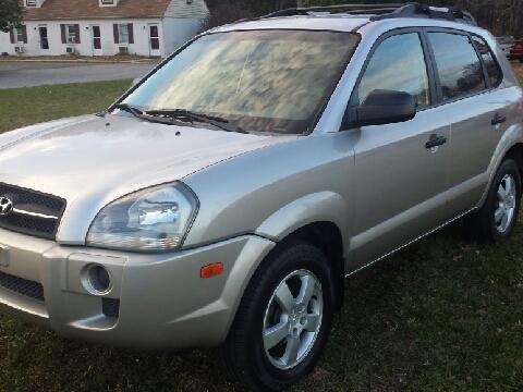 2006 Hyundai Tucson for sale in Aberdeen, MD