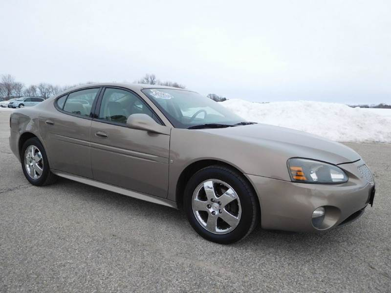 2007 pontiac grand prix gt 4dr sedan in fort atkinson ia kuhn enterprises. Black Bedroom Furniture Sets. Home Design Ideas