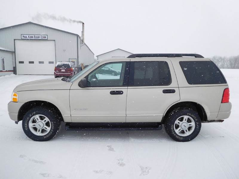 2005 ford explorer 4dr xlt 4wd suv in fort atkinson ia kuhn enterprises. Cars Review. Best American Auto & Cars Review